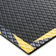 Kleen Tex Kable-Mat Rubber Top