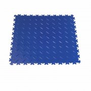 Workstep Plate kol. blue
