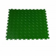 Workstep Plate kol. green