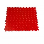 Workstep Plate kol.red
